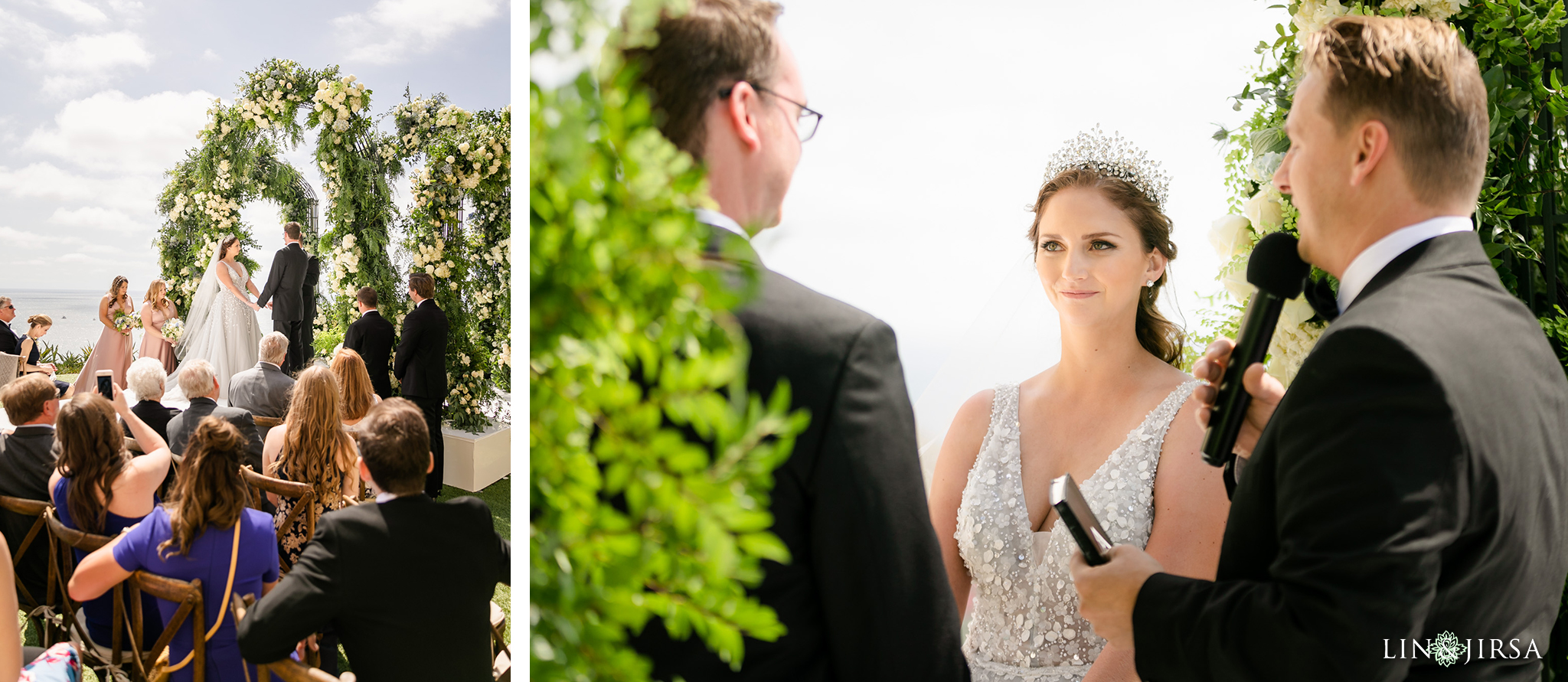 11 Ritz Carlton Laguna Niguel Dana Point Wedding Ceremony Photography
