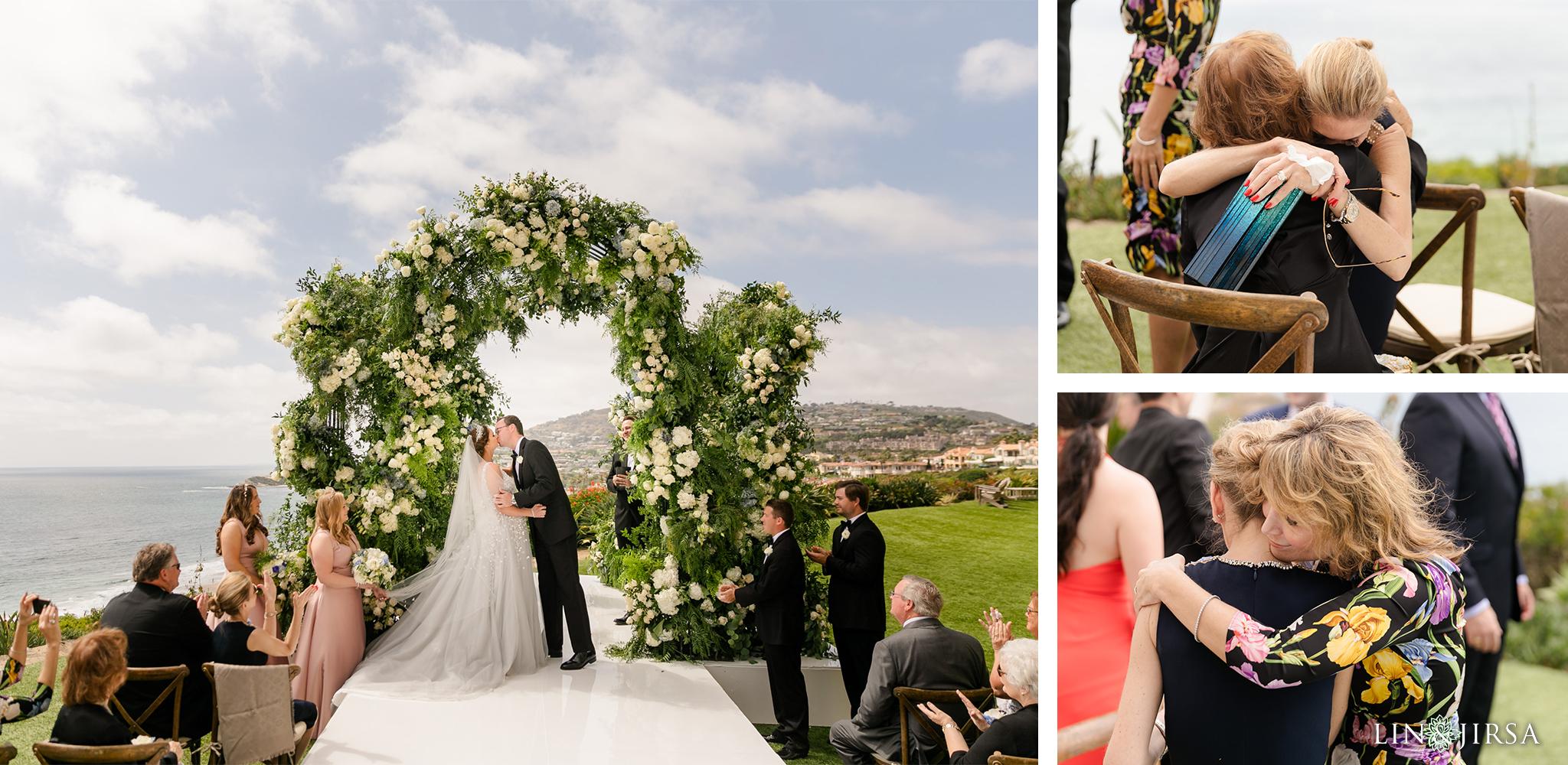 12 Ritz Carlton Laguna Niguel Dana Point Wedding Ceremony Photography