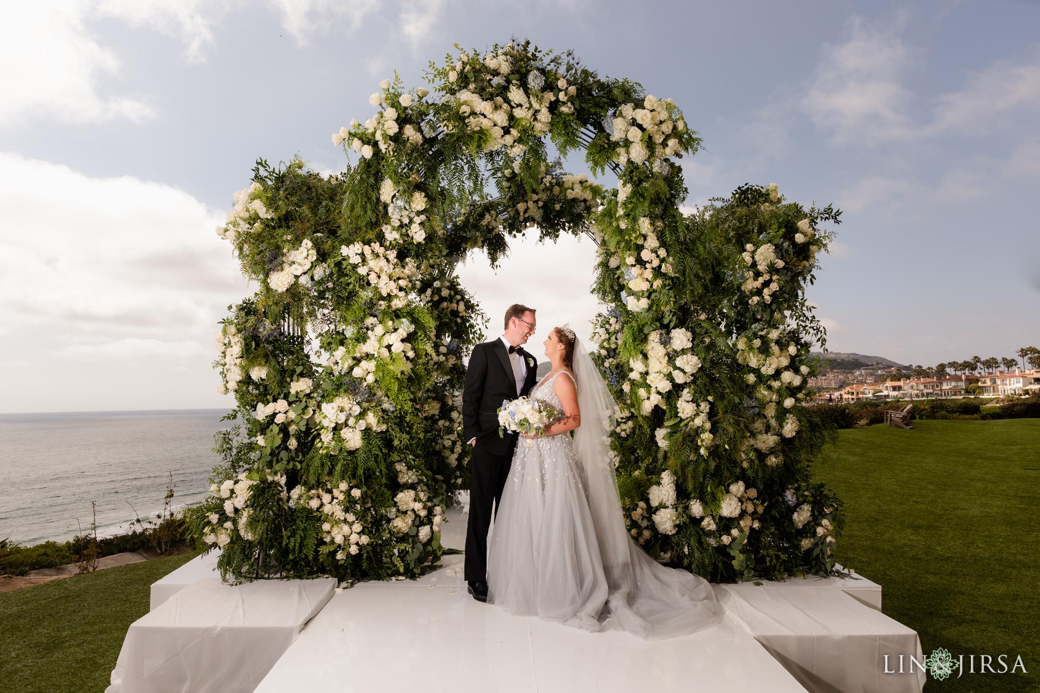 13 Ritz Carlton Laguna Niguel Dana Point Wedding Ceremony Photography