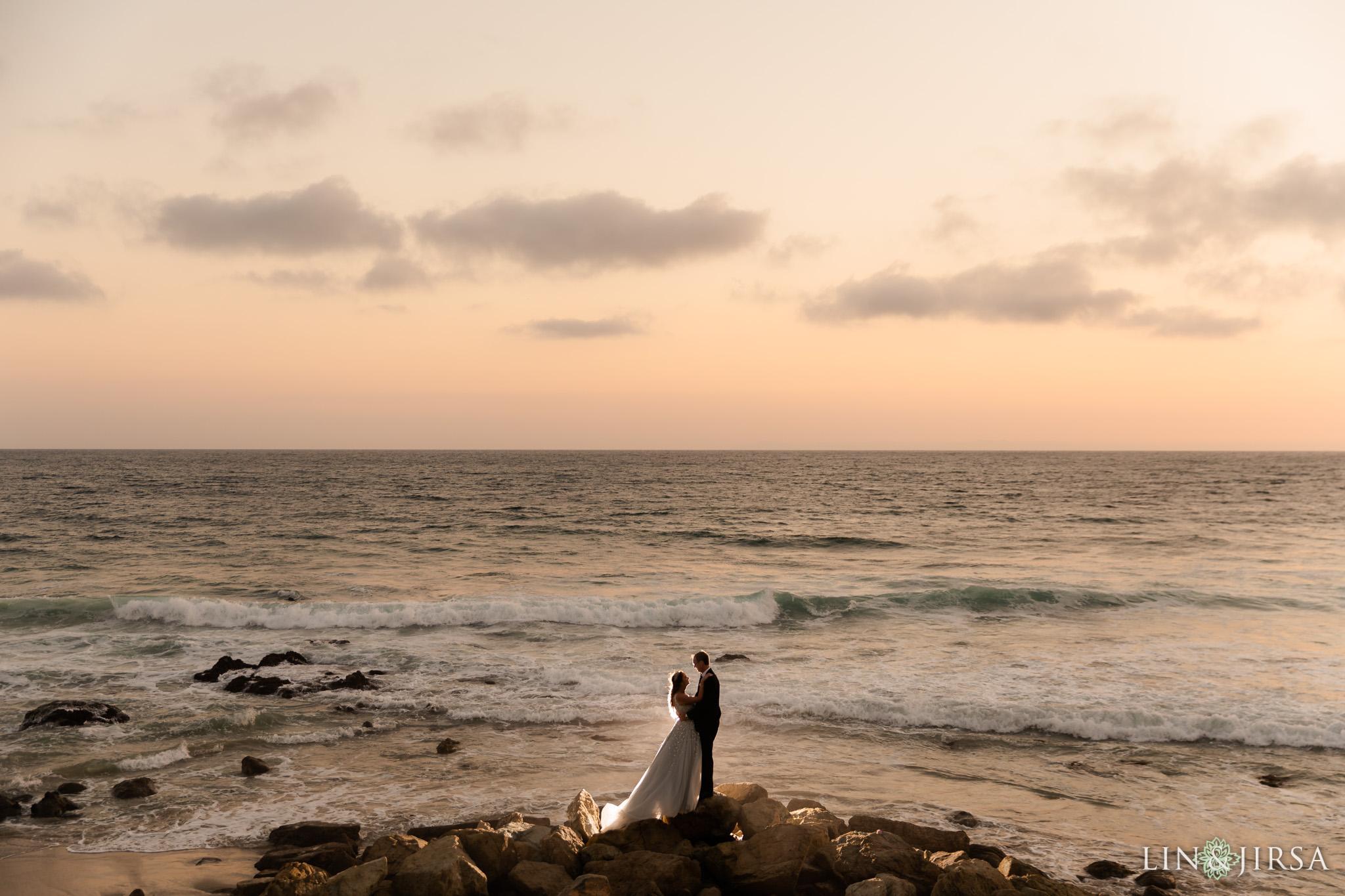 16 Ritz Carlton Laguna Niguel Dana Point Beach Wedding Photography