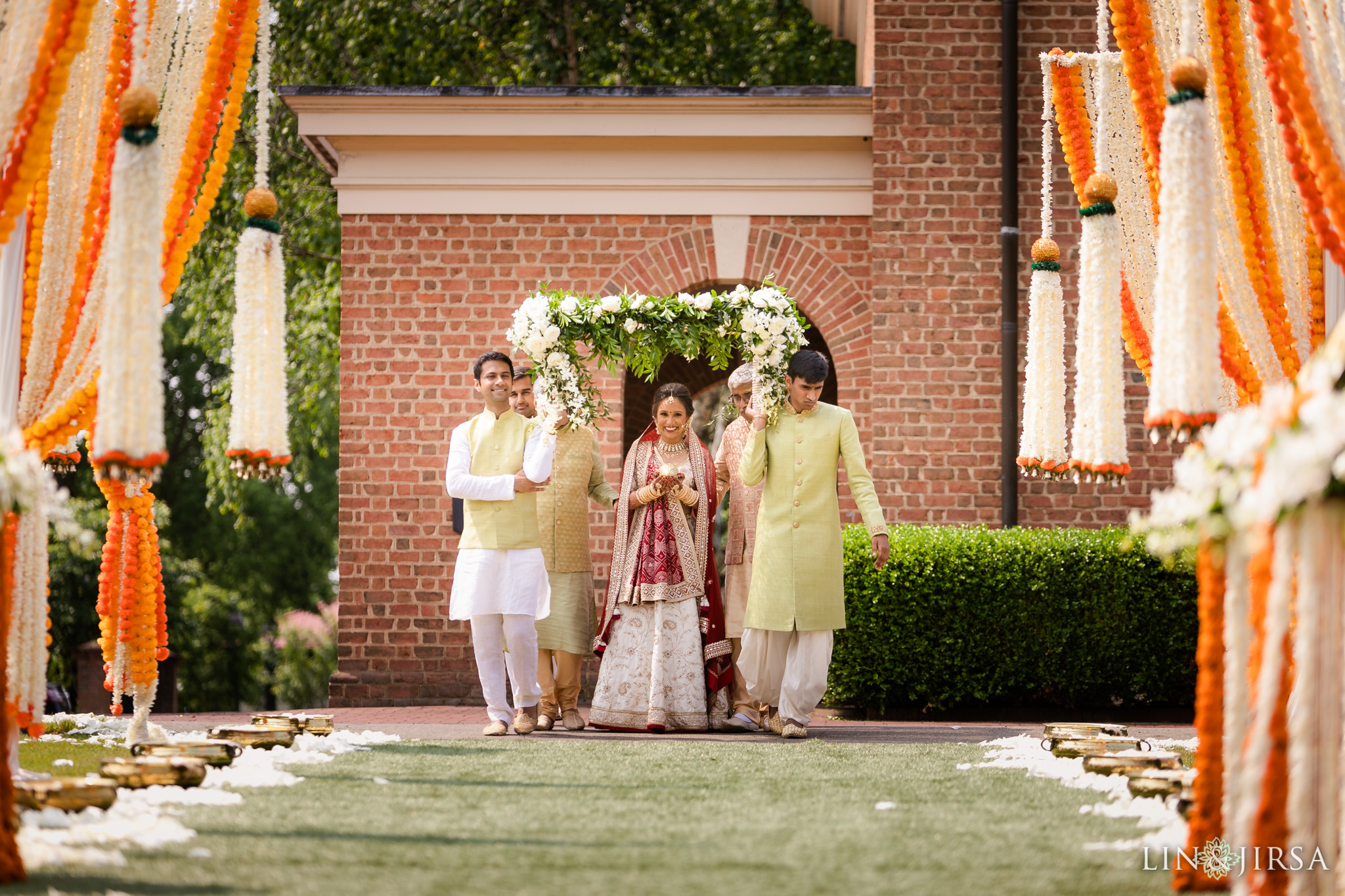 19 New Albany Country Club Ohio Indian Wedding Photography