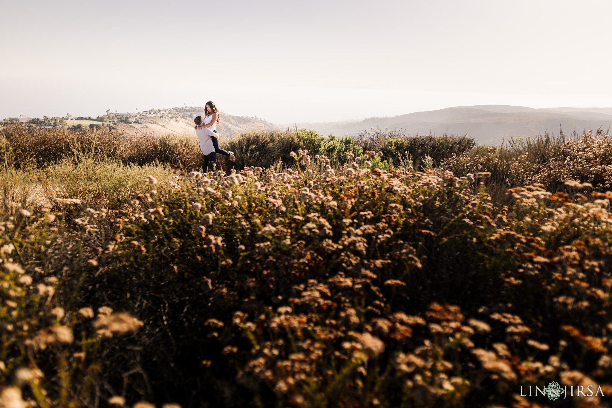 06 Top of the World Laguna Beach Engagement Photographer