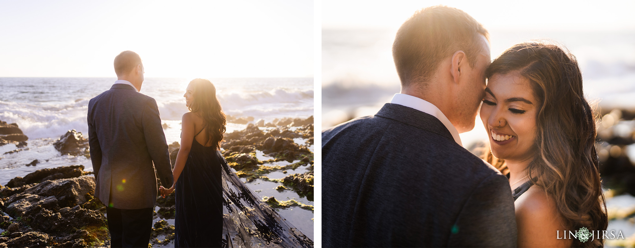 08 Laguna Beach Orange County Engagement Photographer