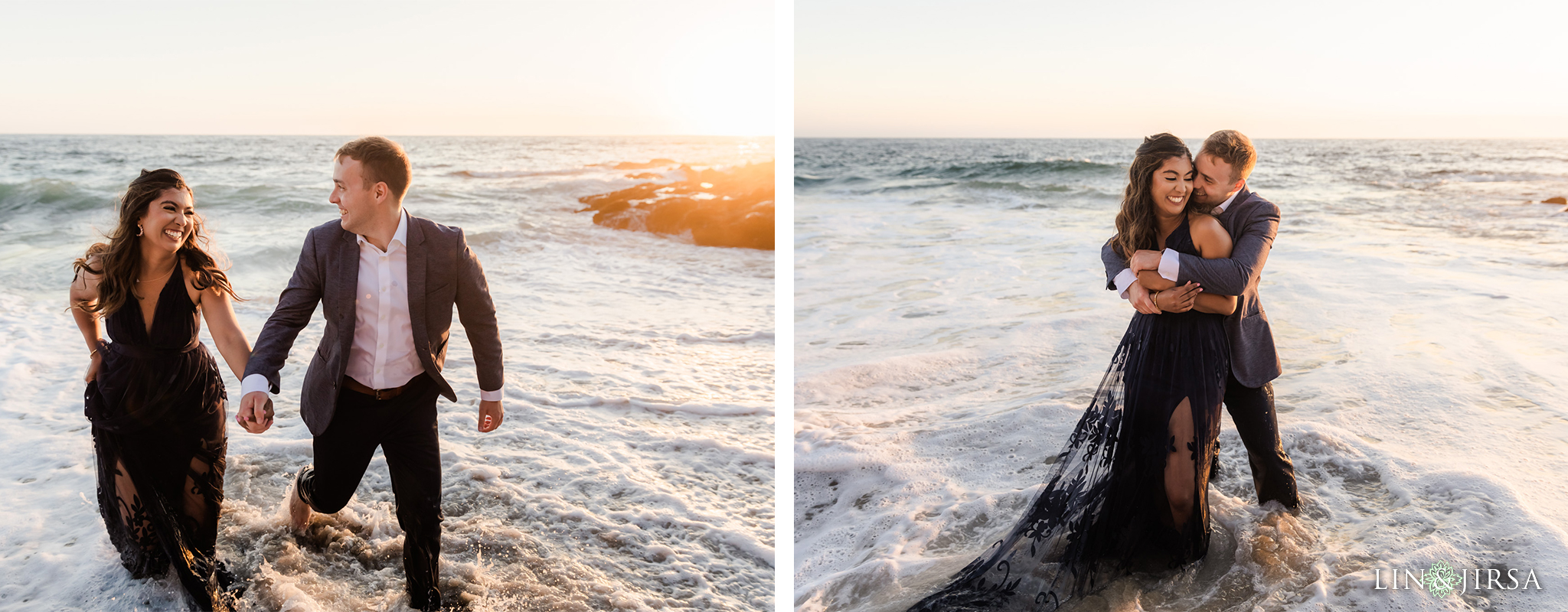 10 Laguna Beach Sunset Orange County Engagement Photographer
