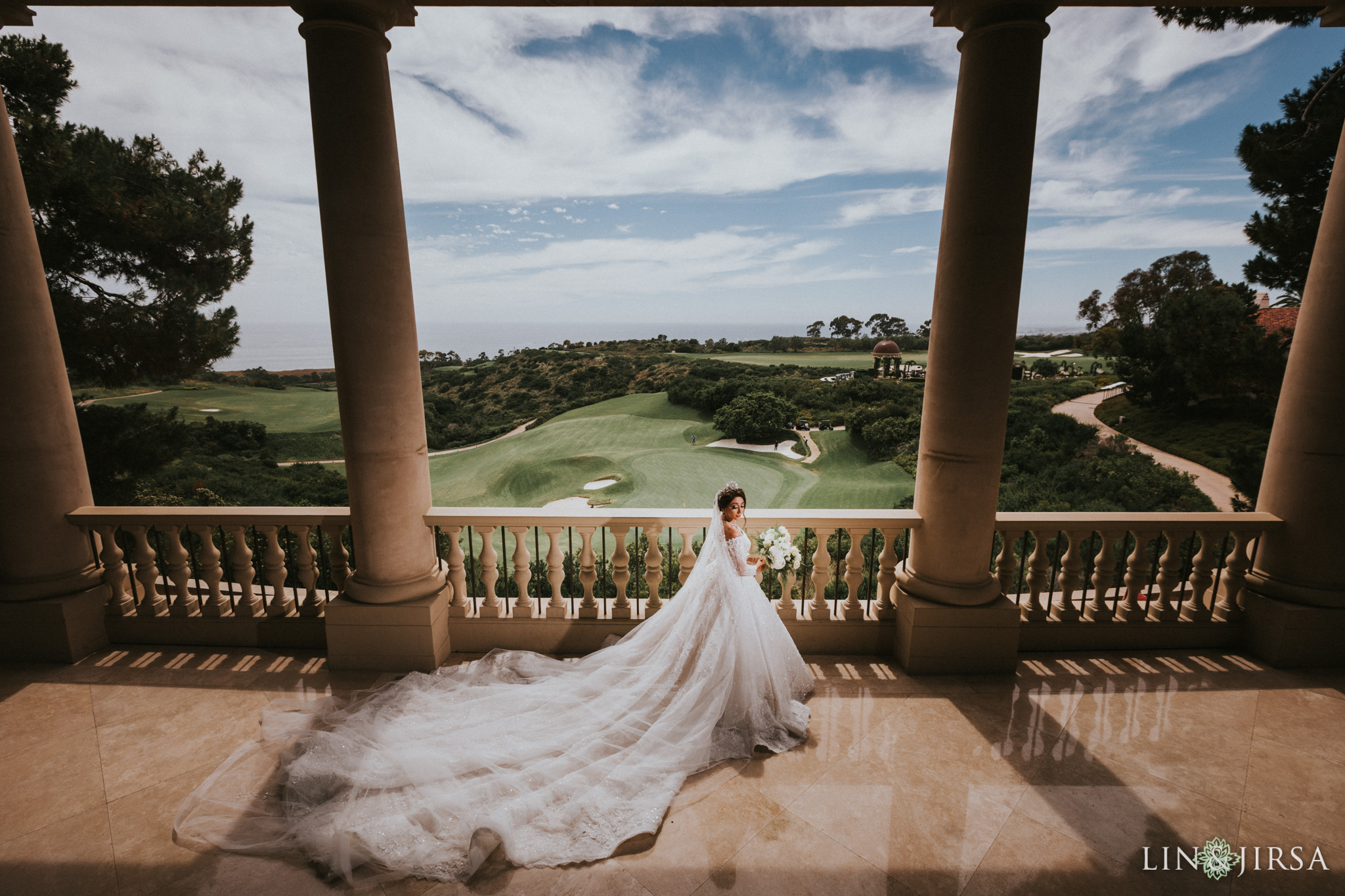 13 Pelican Hill Resort Orange County Elegant Arab Wedding Photography