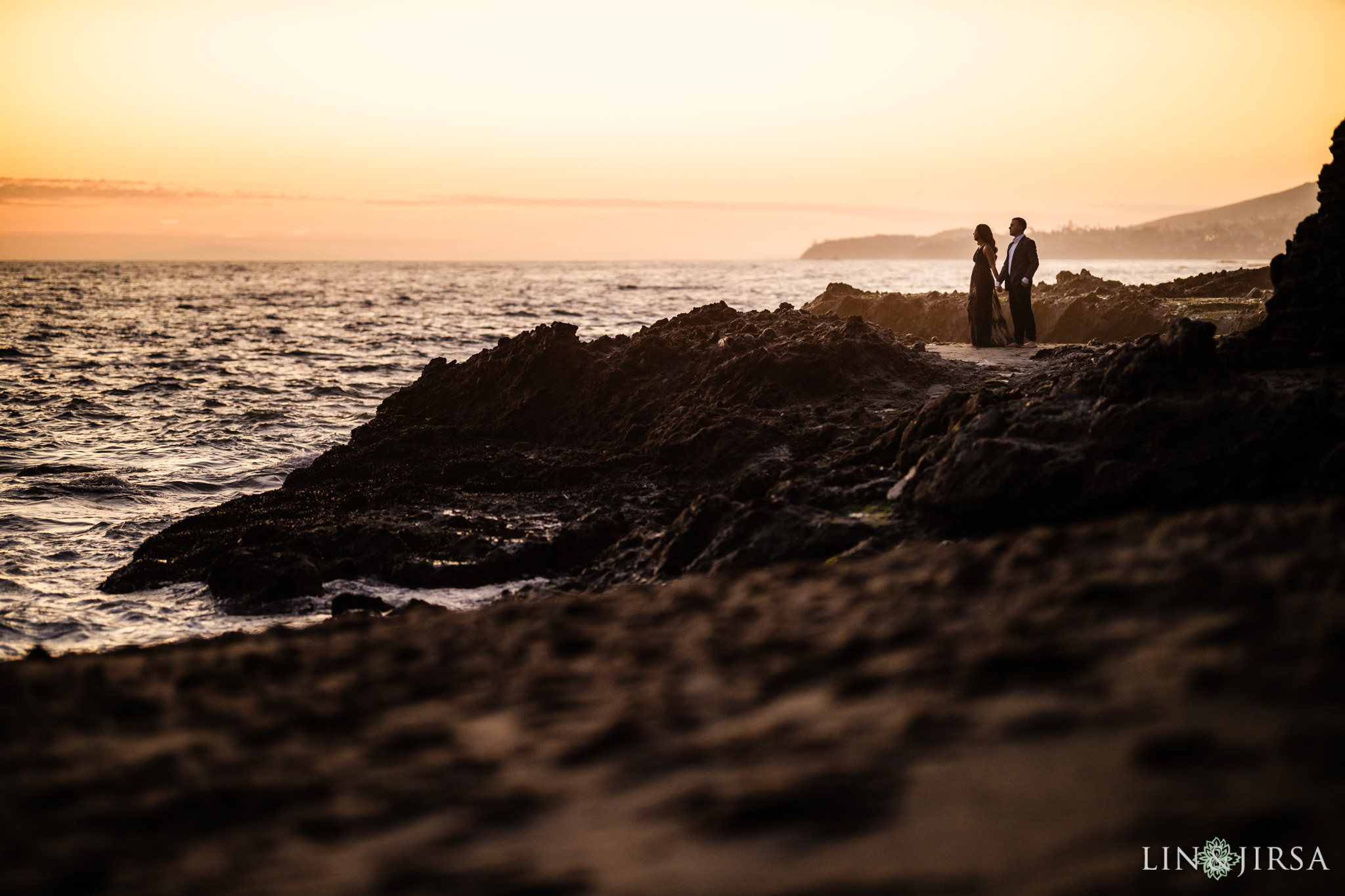 14 Laguna Beach Orange County Engagement Photographer