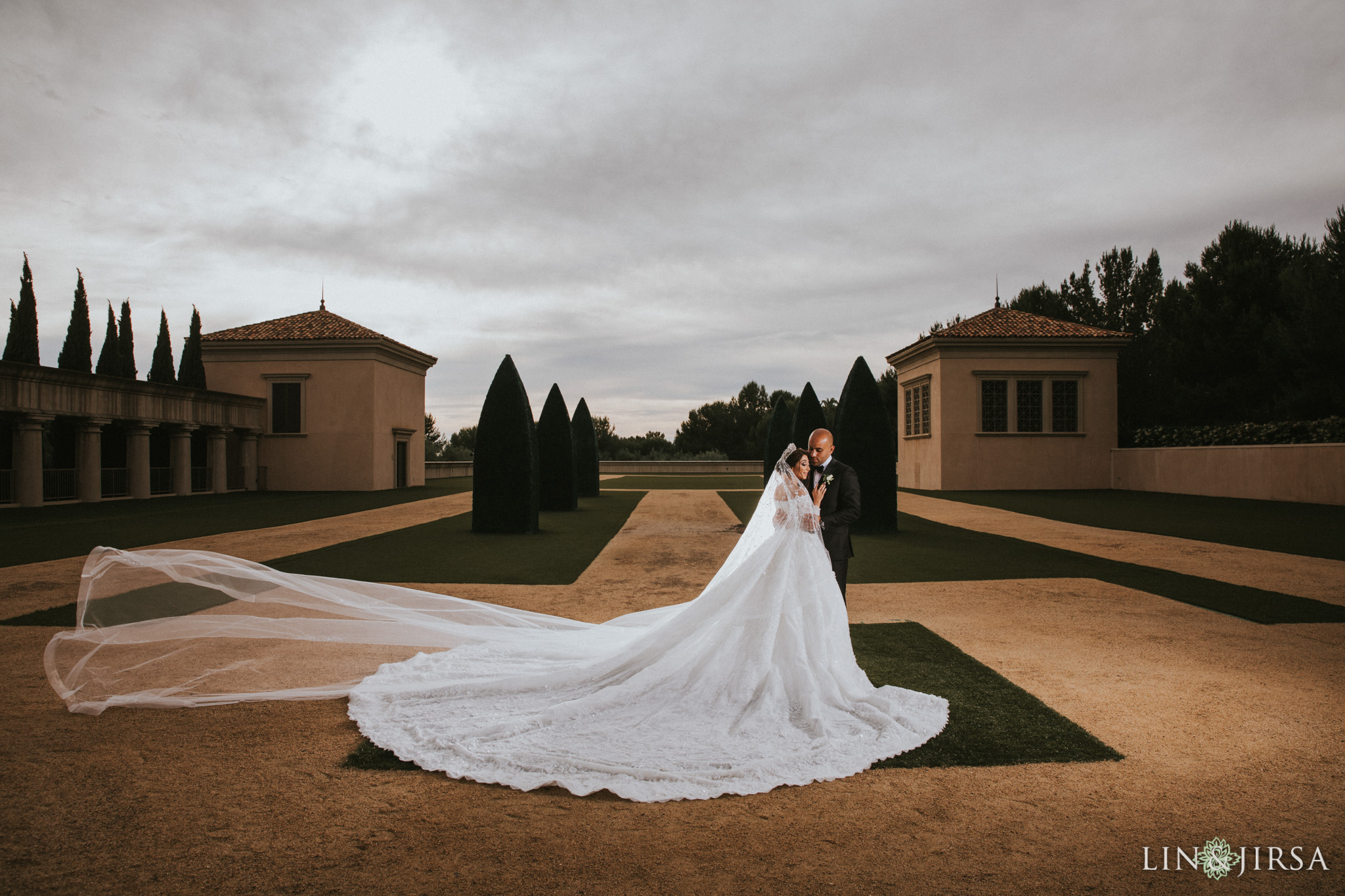 24 Pelican Hill Resort Orange County Arab Wedding Photography
