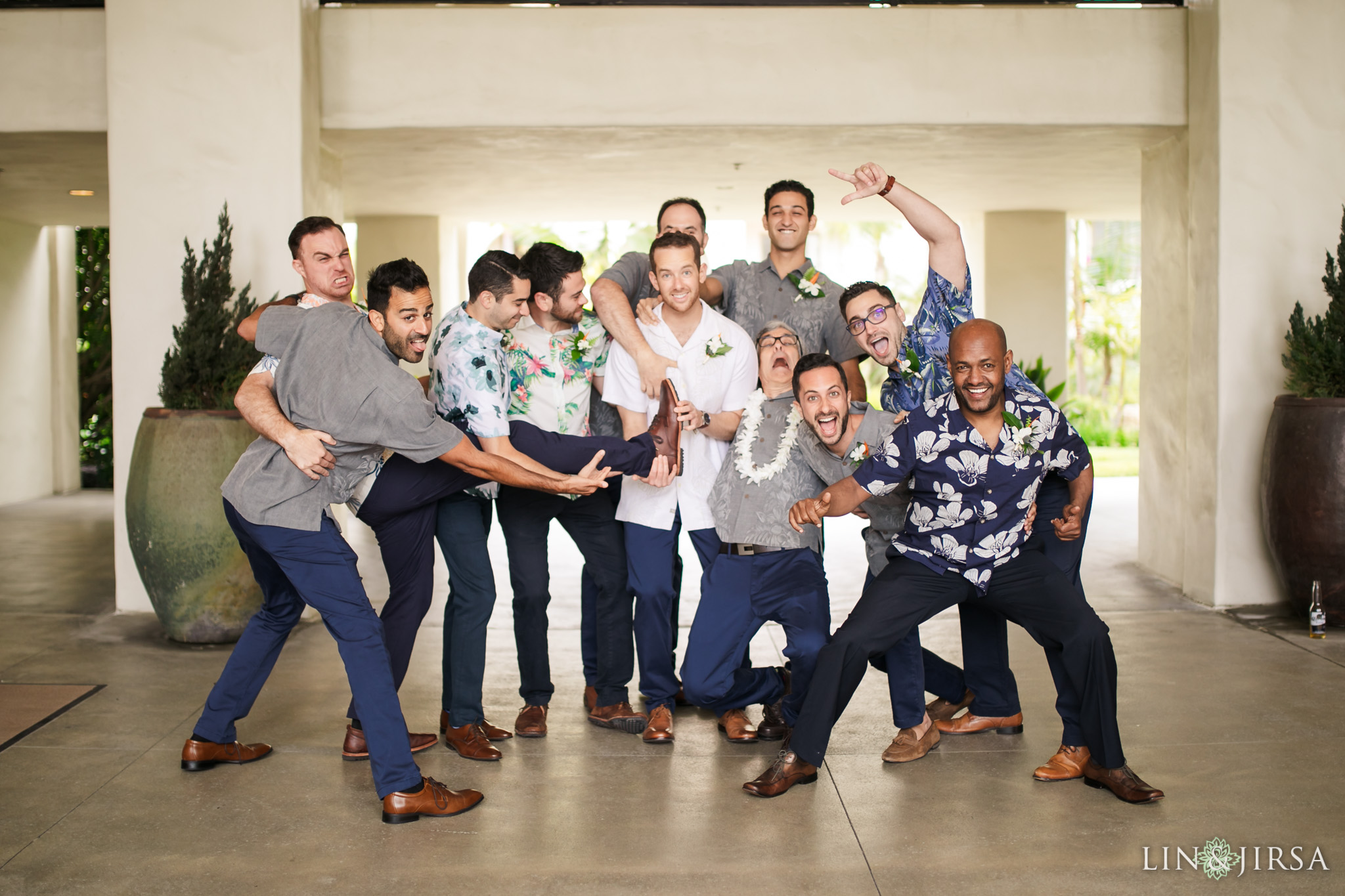 26 Hyatt Regency Huntington Beach Orange County Jewish Wedding Photography