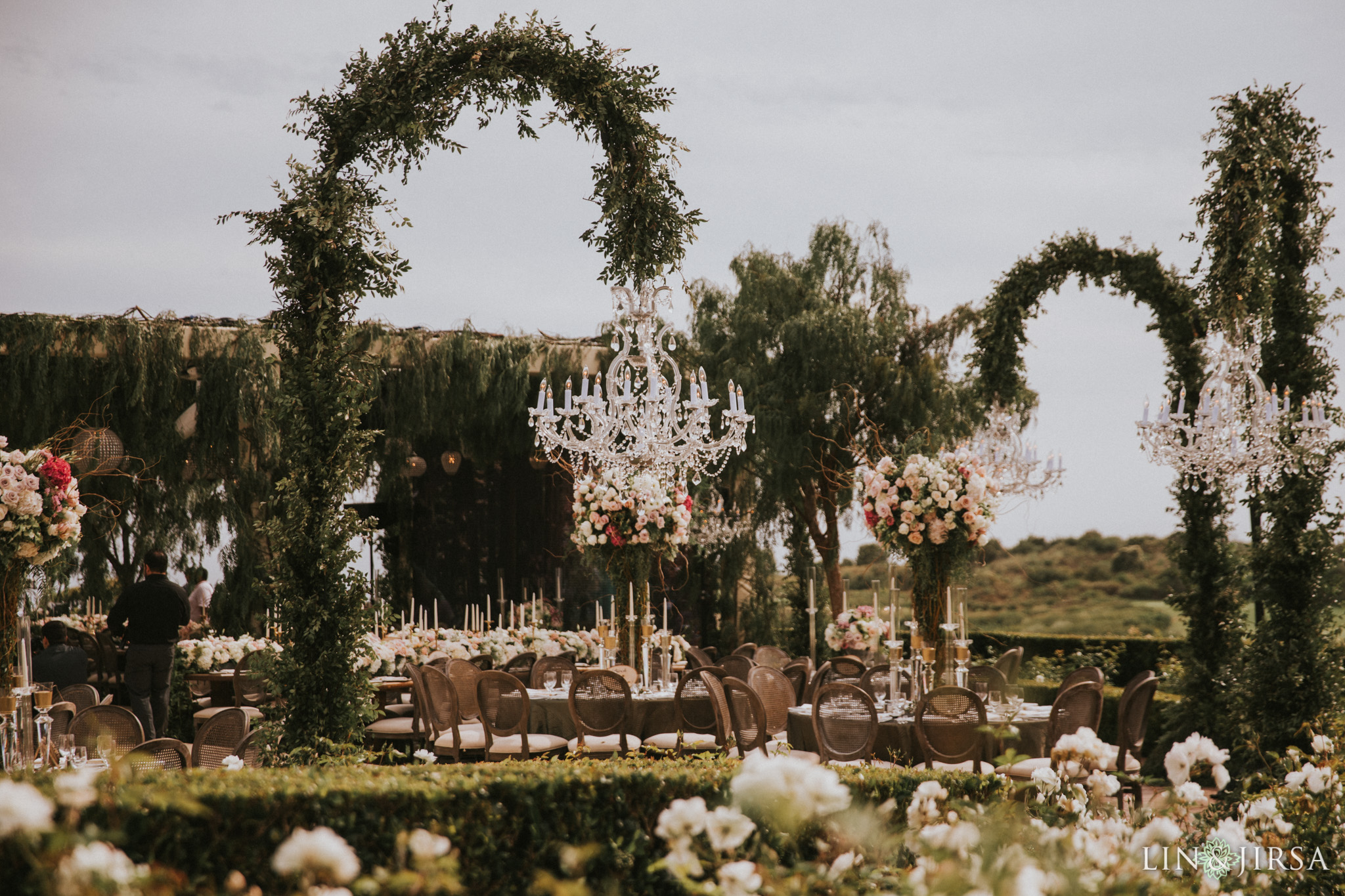 29 Pelican Hill Resort Orange County Enchanted Forest Arab Wedding Photography