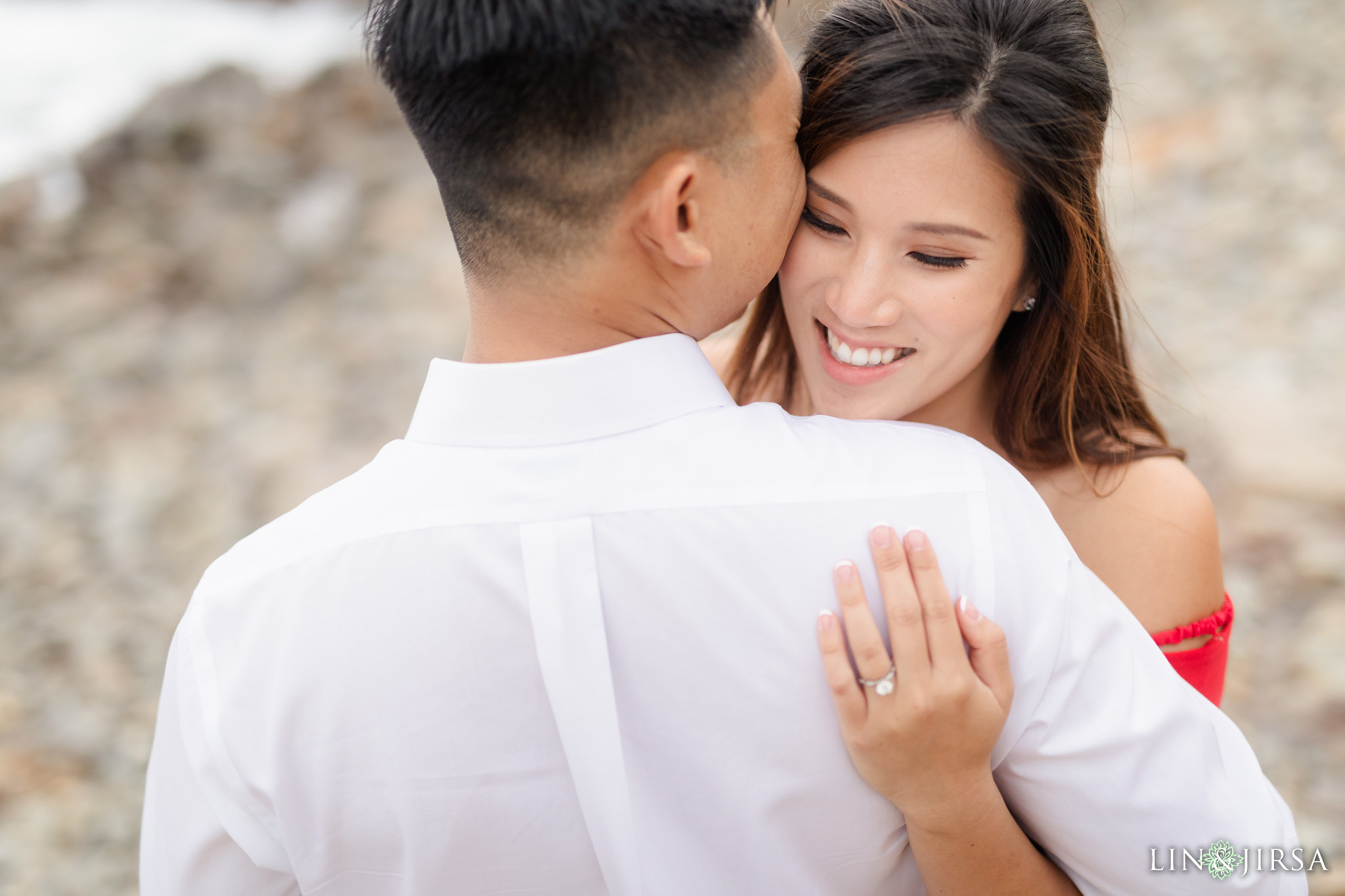 3 Crystal Cove Newport Beach Engagement Photography
