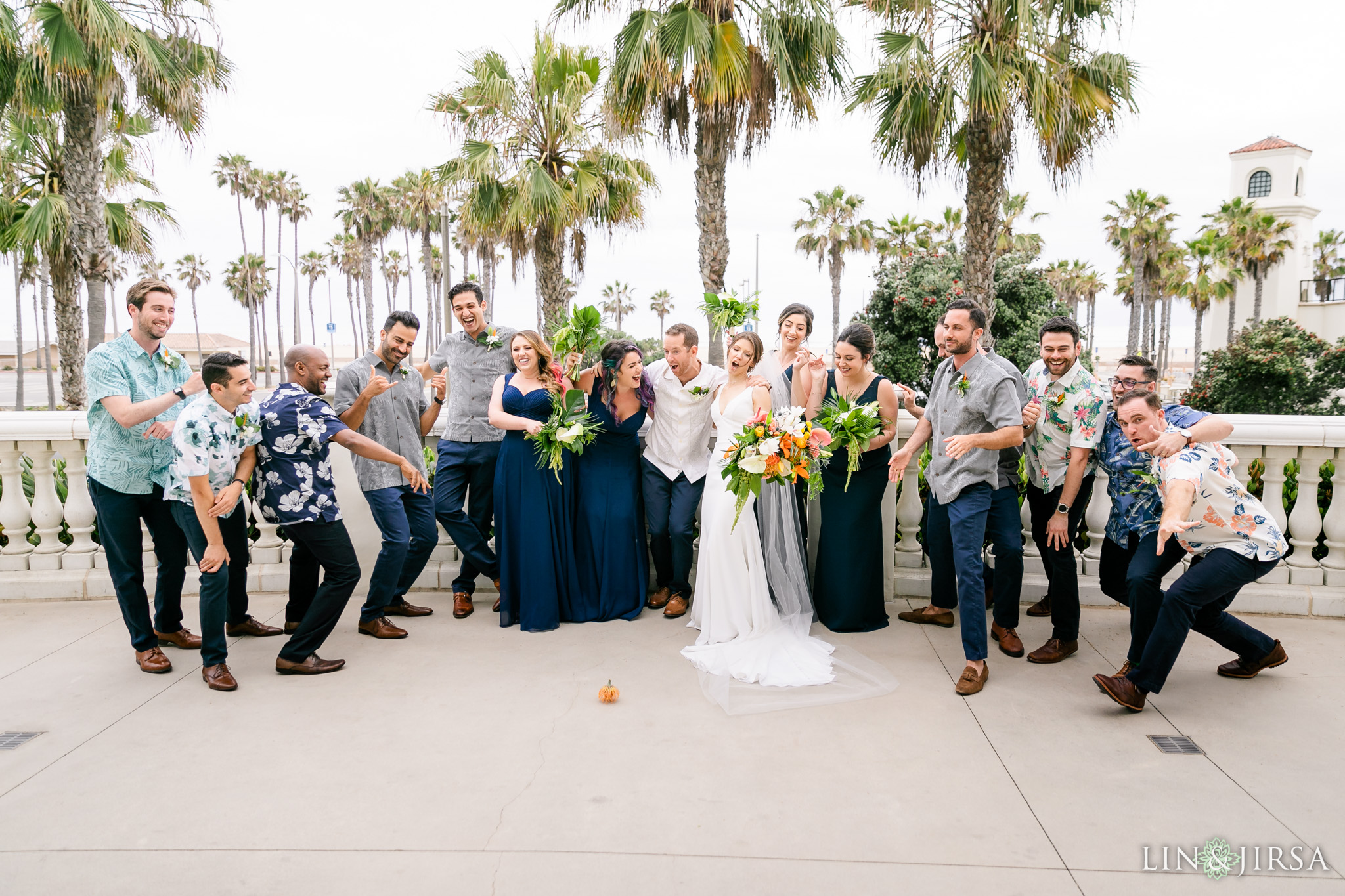 30 Hyatt Regency Huntington Beach Orange County Jewish Wedding Photography