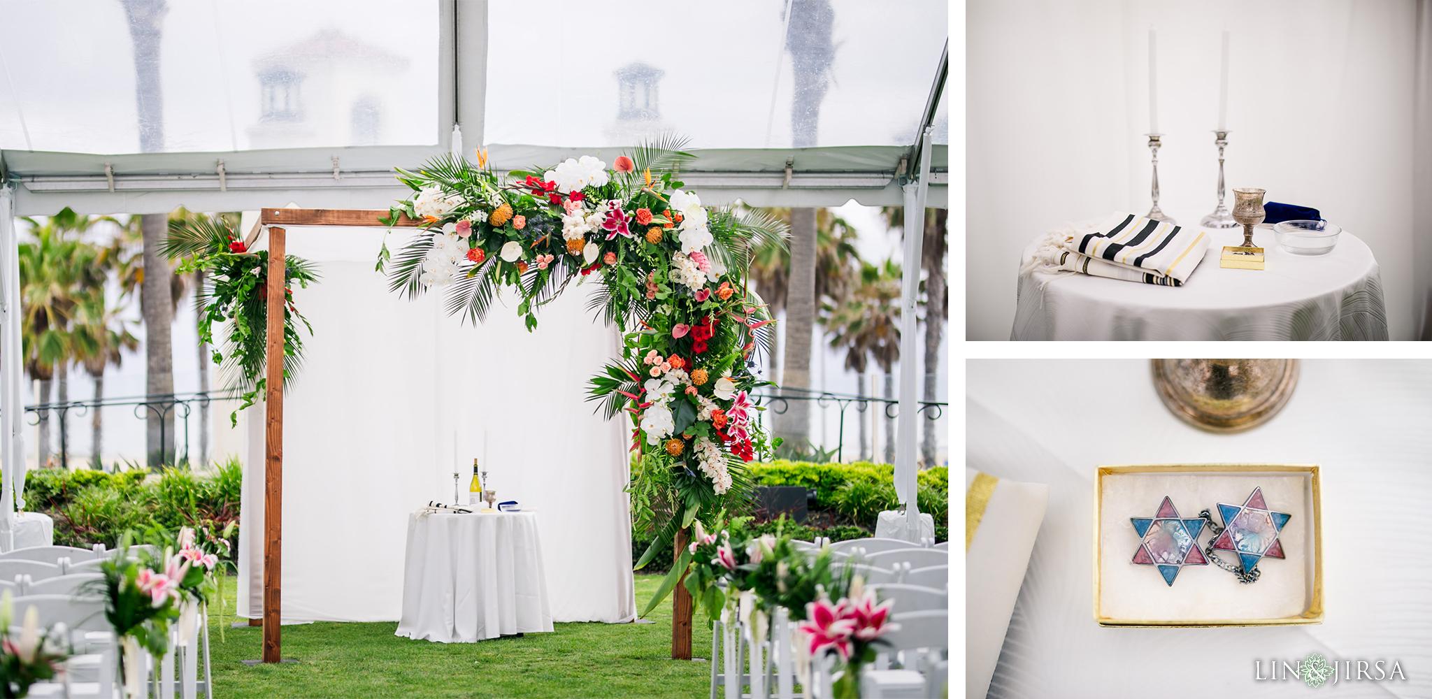 33 Hyatt Regency Huntington Beach Orange County Jewish Wedding Photography
