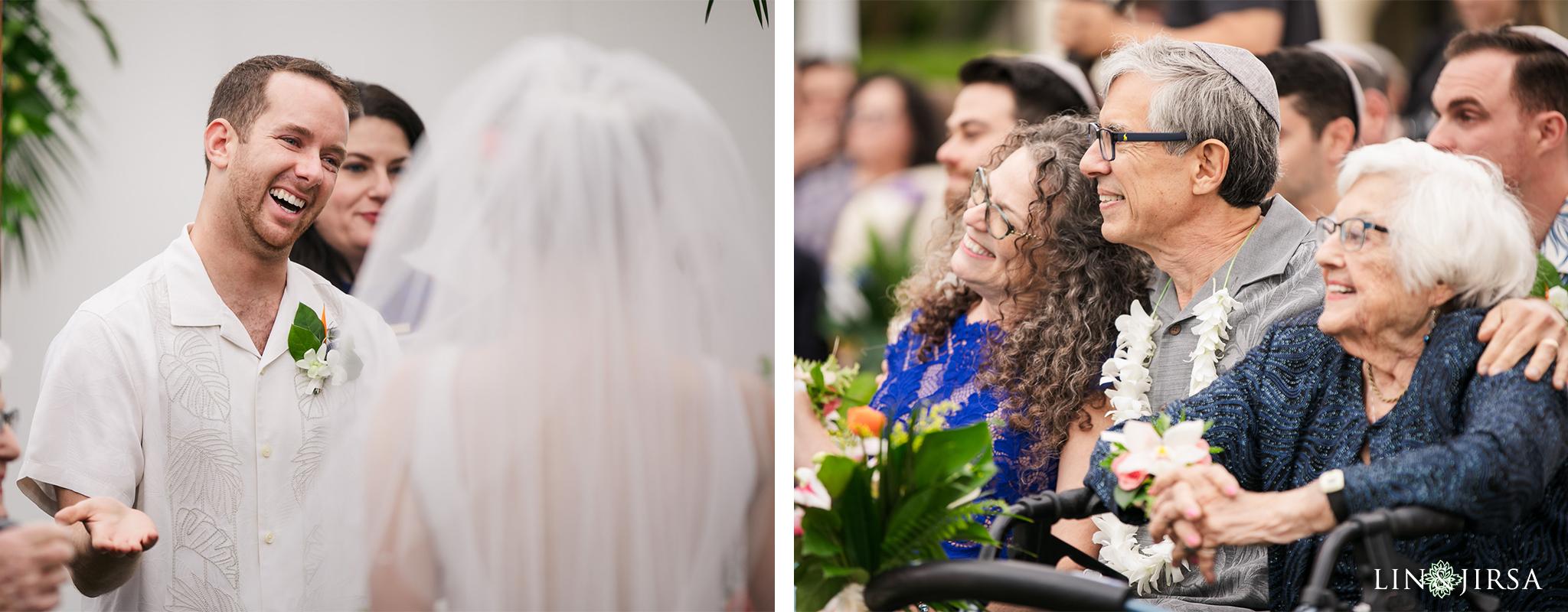 35 Hyatt Regency Huntington Beach Orange County Jewish Wedding Photography