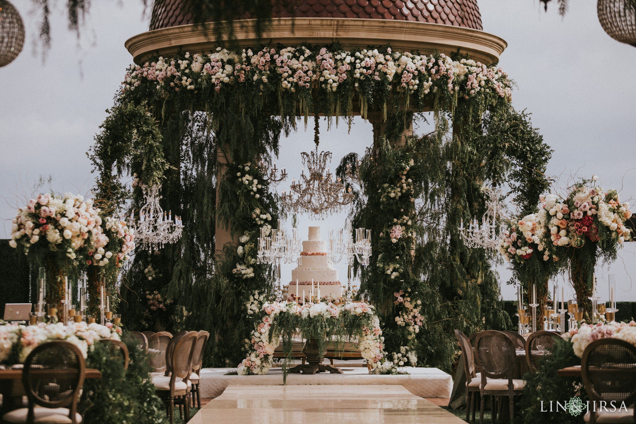 36 Pelican Hill Resort Orange County Enchanted Forest Arab Wedding Photography