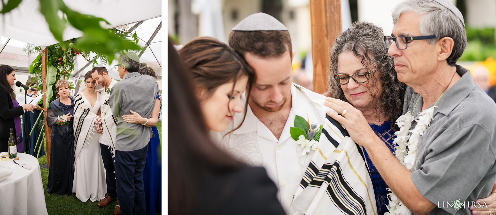 37 Hyatt Regency Huntington Beach Orange County Jewish Wedding Photography