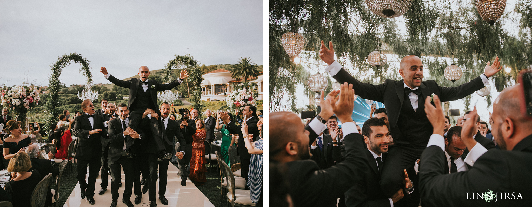 39 Pelican Hill Resort Orange County Arab Wedding Photography
