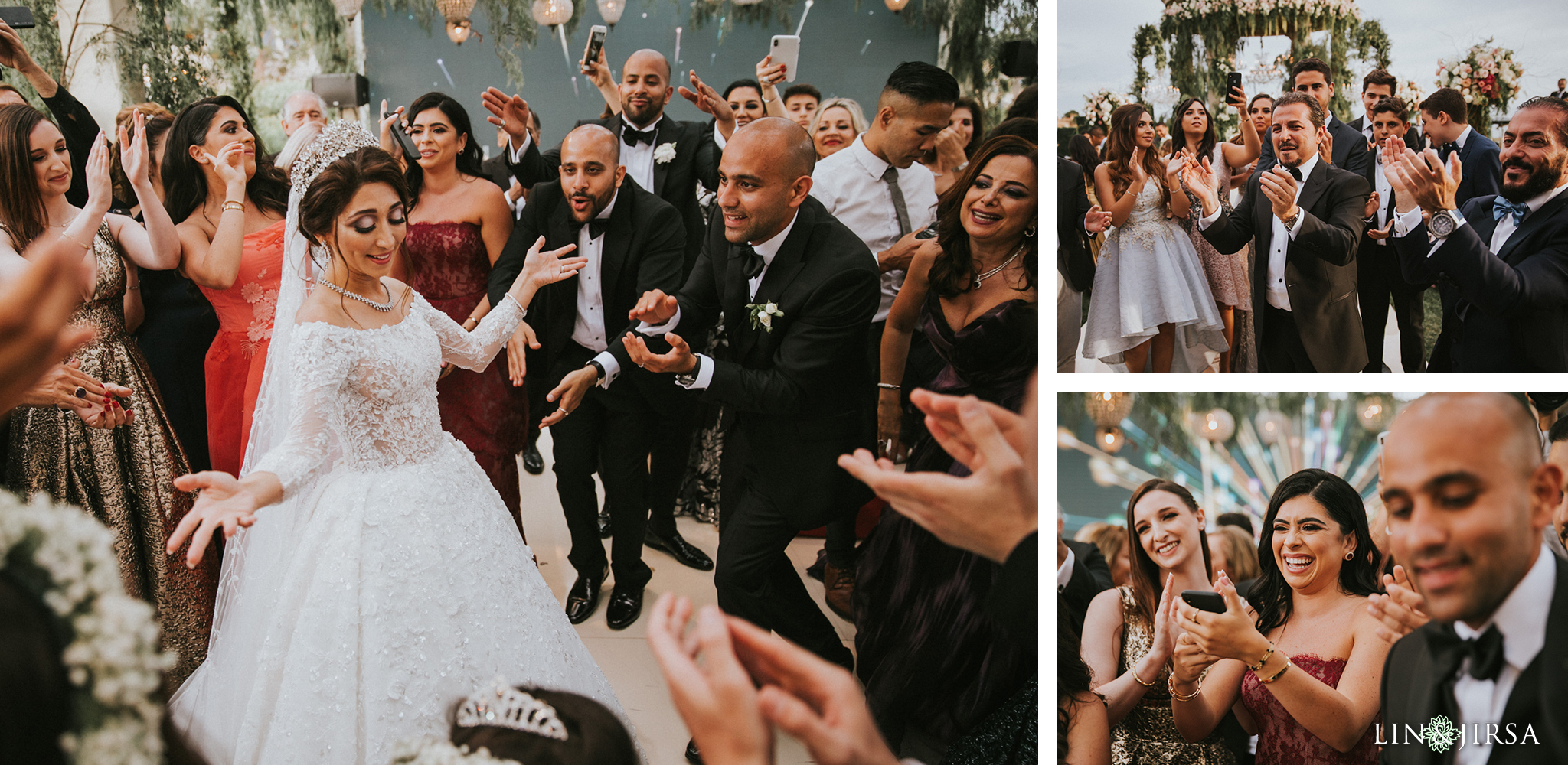 41 Pelican Hill Resort Orange County Arab Wedding Photography