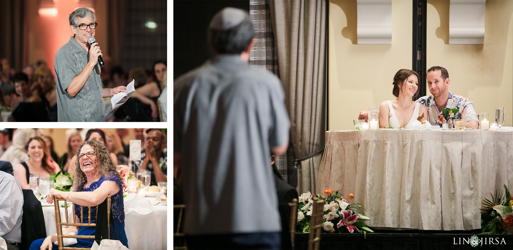 45 Hyatt Regency Huntington Beach Orange County Jewish Wedding Photography