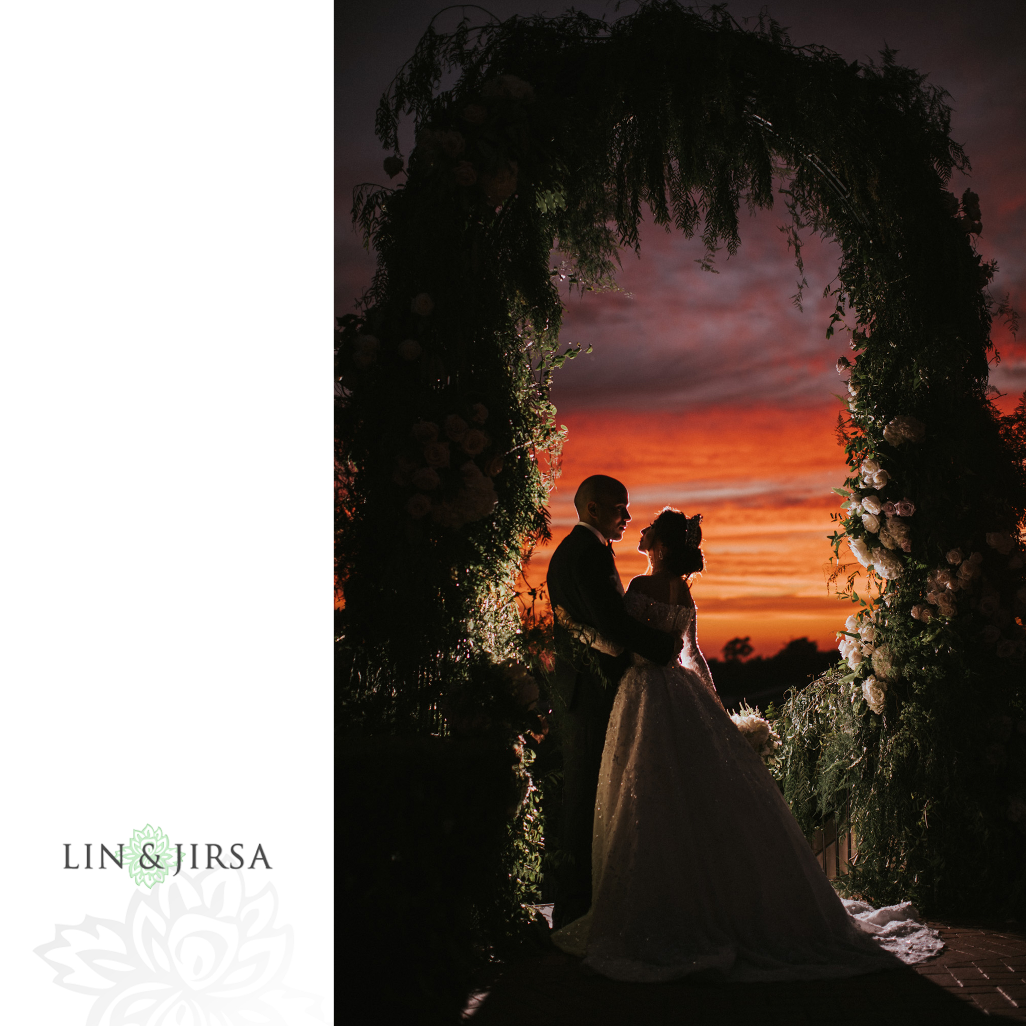 45 Pelican Hill Resort Orange County Sunset Arab Wedding Photography