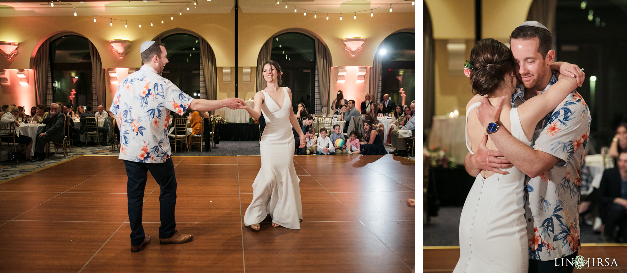 47 Hyatt Regency Huntington Beach Orange County Jewish Wedding Photography