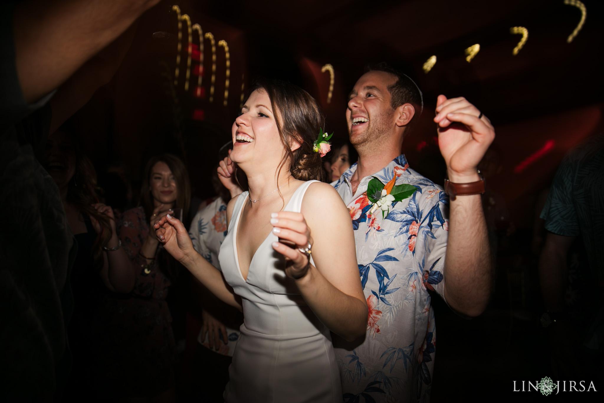 49 Hyatt Regency Huntington Beach Orange County Jewish Wedding Photography