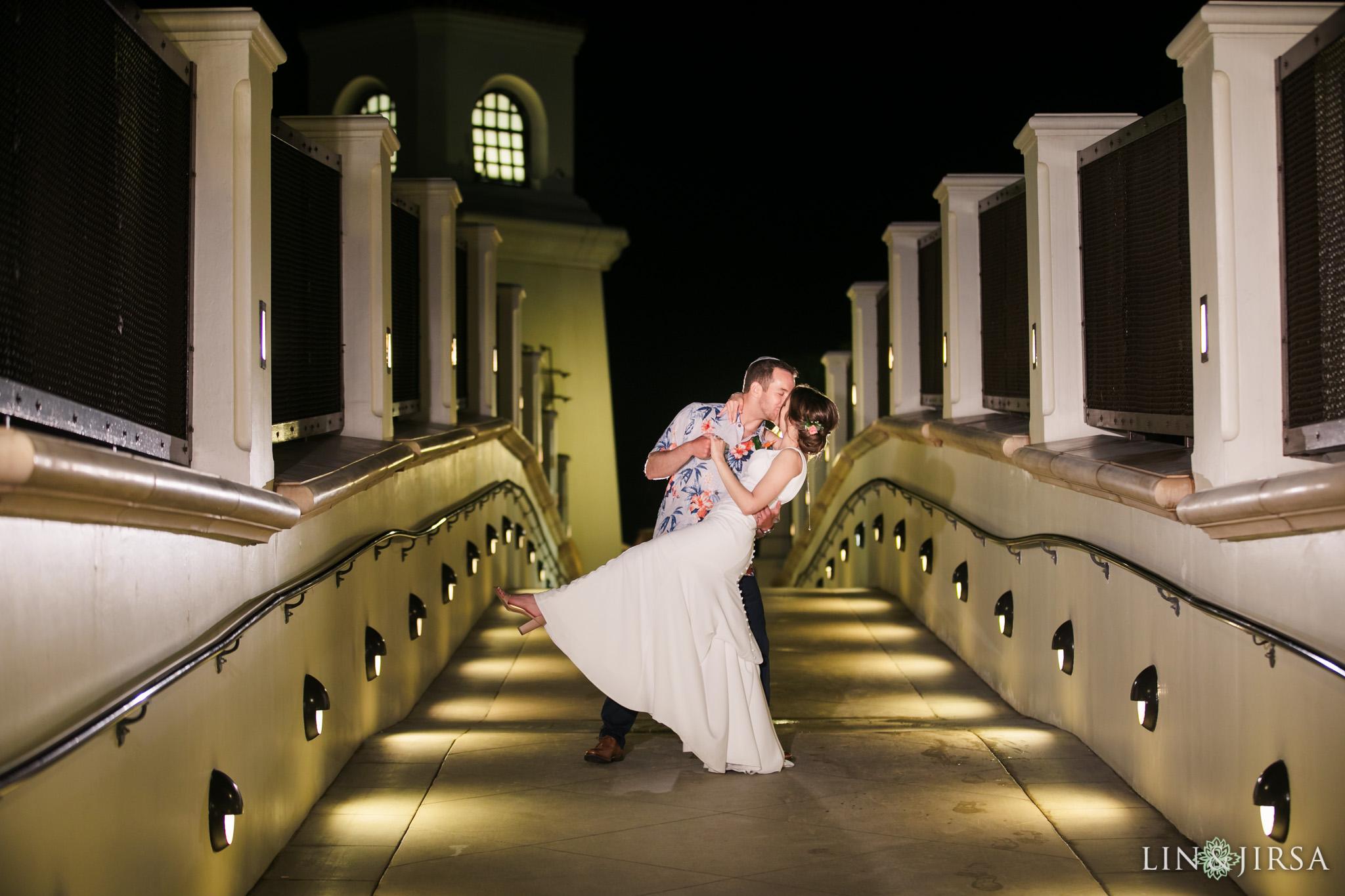 50 Hyatt Regency Huntington Beach Orange County Jewish Wedding Photography