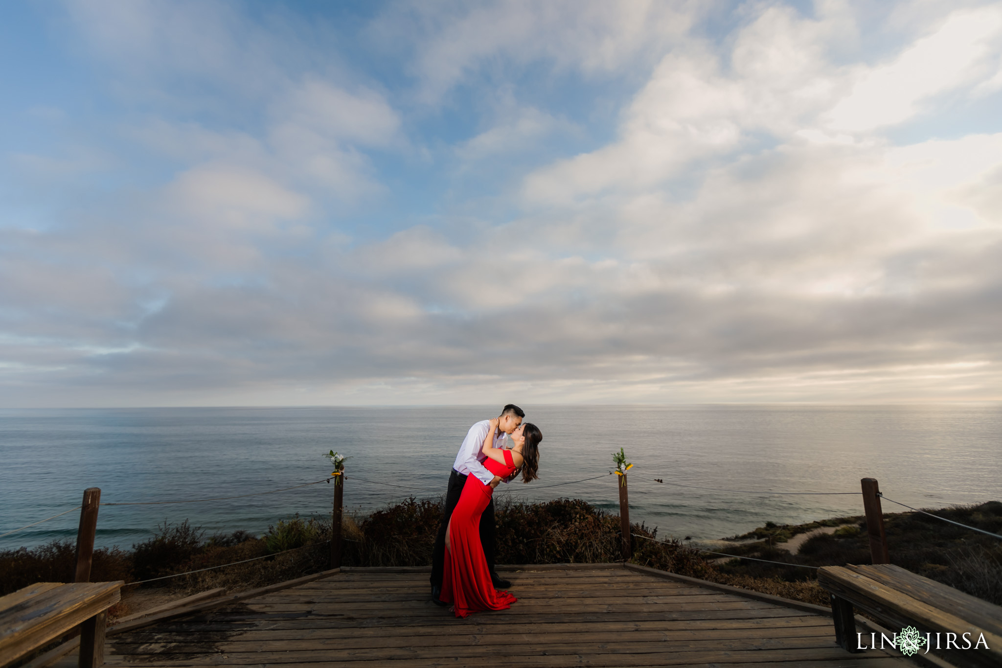 84 Crystal Cove Newport Beach Engagement Photography 1